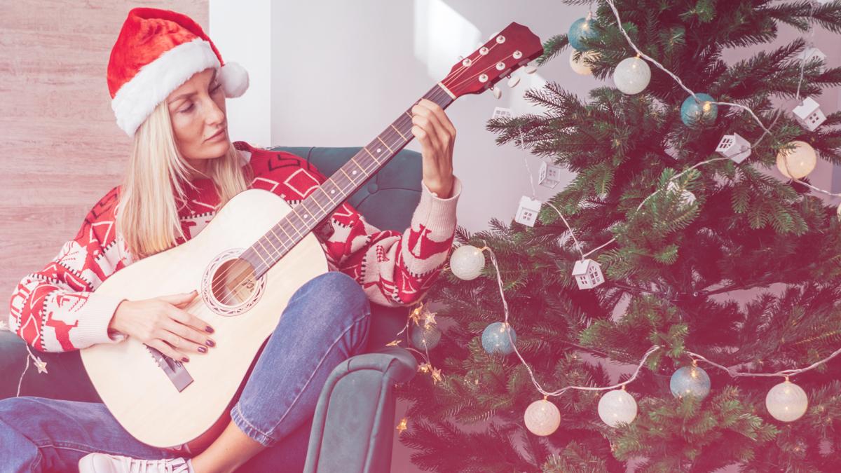 holiday stock music