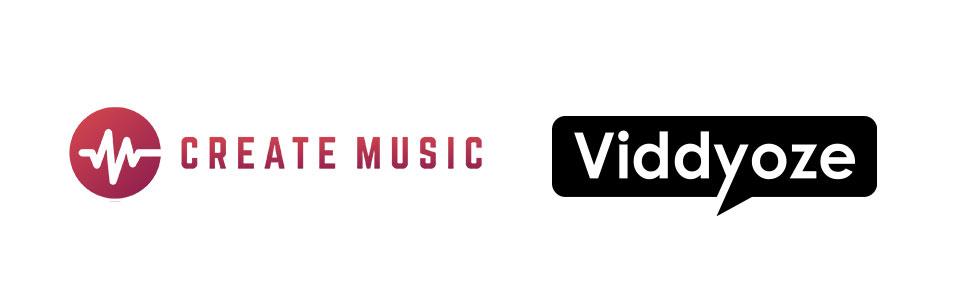 create music and viddyoze