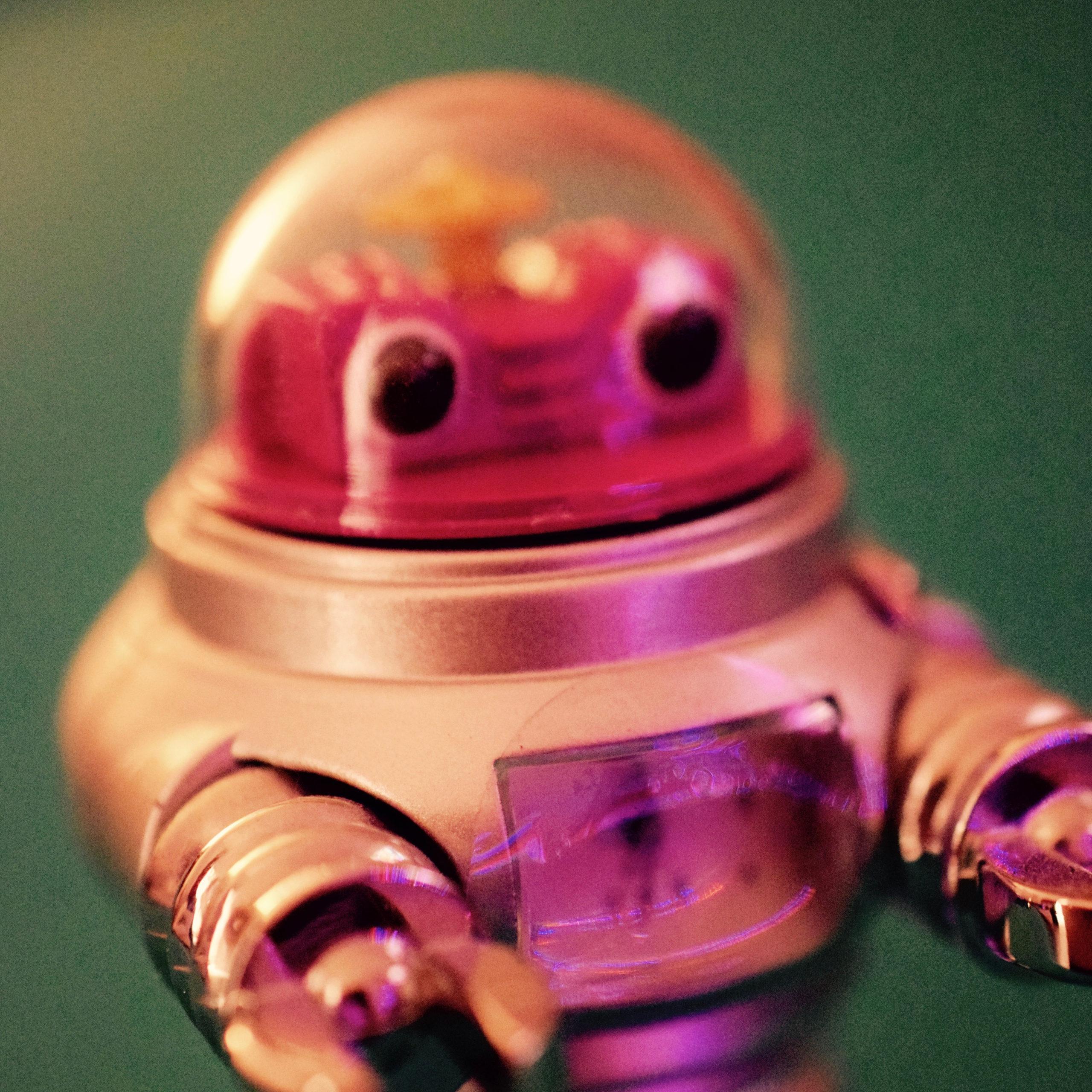 robot music AI
